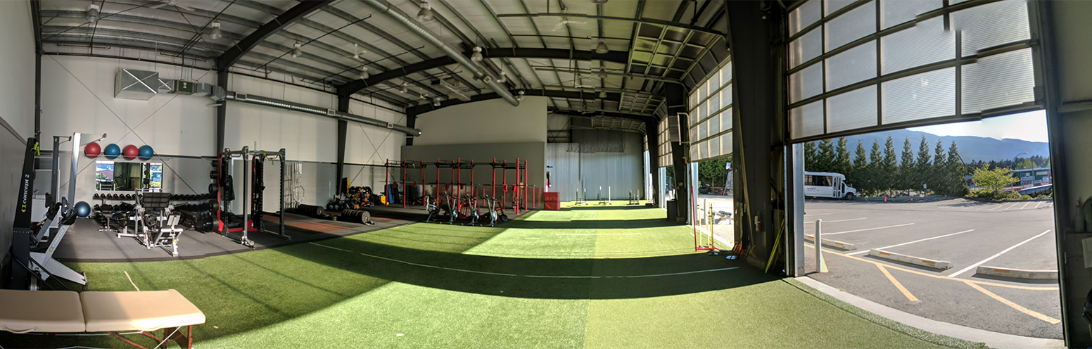 Prime Sport Performance Gym in Nanaimo